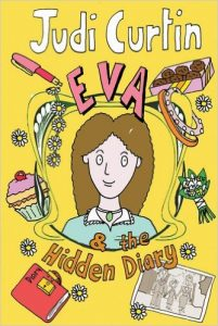 Eva and the Hidden Diary (The Eva Series) by Judi Curtin