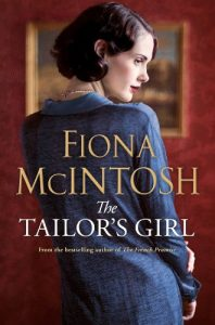 'The Tailor's Girl' from the bestselling author Fiona McIntosh.