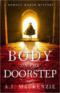 The Body on The Doorstep: A dark and compelling historical murder mystery