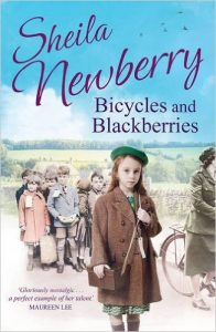 Bicycles and Blackberries by Sheila Newberry