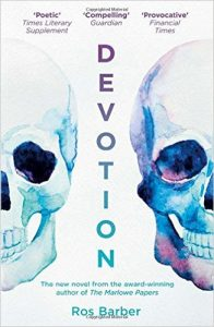 Ros Barber's 'Devotion' read by John Telfer