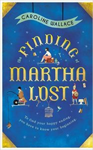 The Finding of Martha Lost- read by Katy Sobey