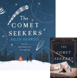 The Comet Seekers by Helen Sedgewick
