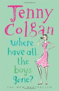 Where Have All the Boys Gone? Jenny Colgan
